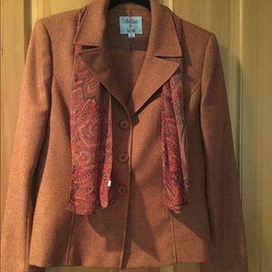 Collections Le Suite Women's Skirt Suit